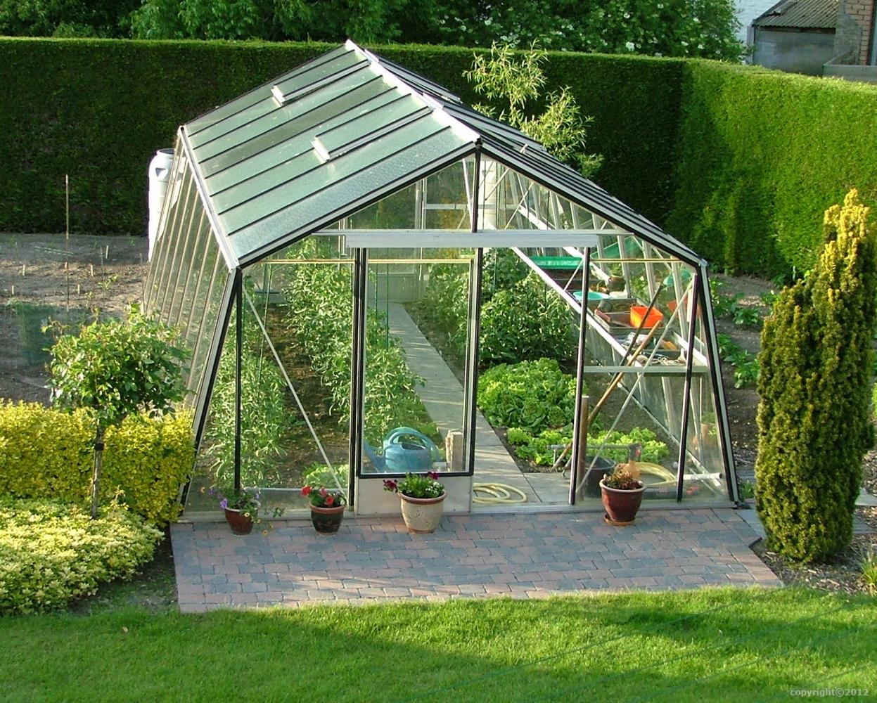 Serre de jardin en ligne - Matovert